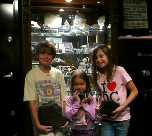 Photo of Zach, Maddie and Katy